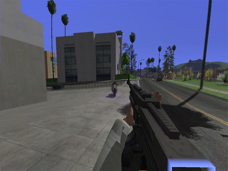 Textures for GTA SA