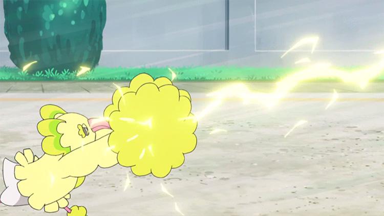 Oricorio in the anime
