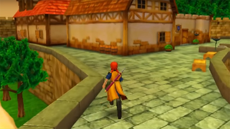 Dragon Quest VIII Game screenshot