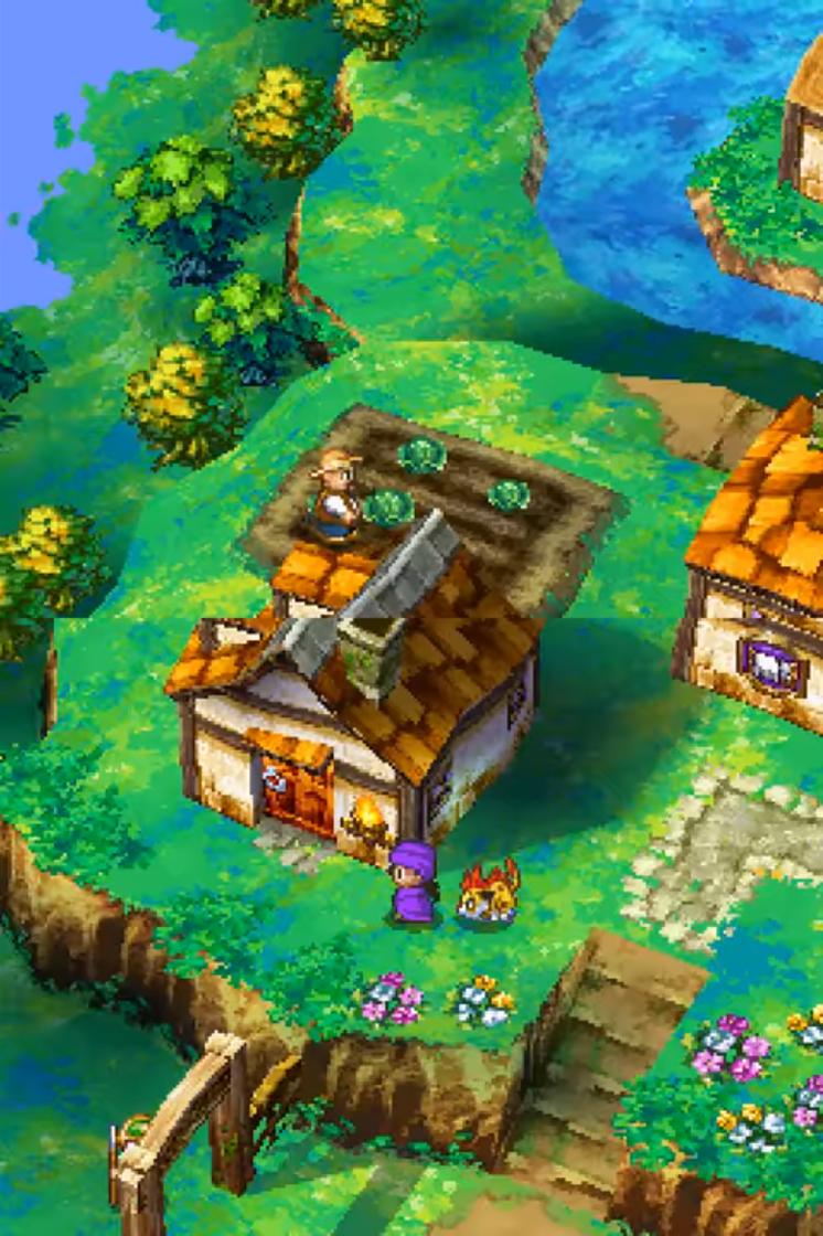 Dragon Quest V Game screenshot