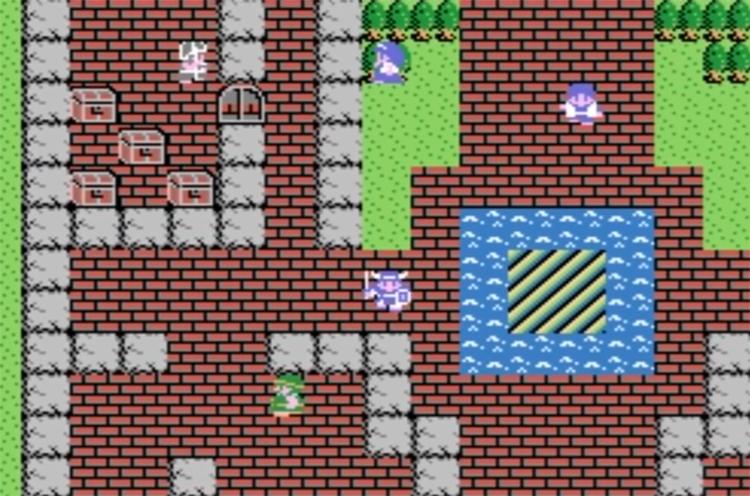 Dragon Quest 1989 Game screenshot