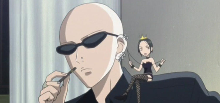 20 Best Bald Anime Characters With Chrome Domes