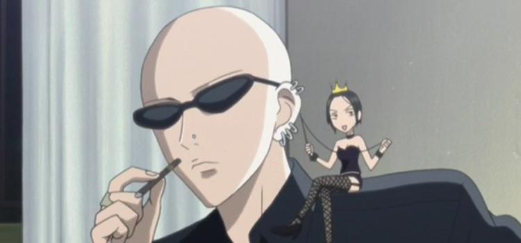 Yasushi Takagi screenshot from anime