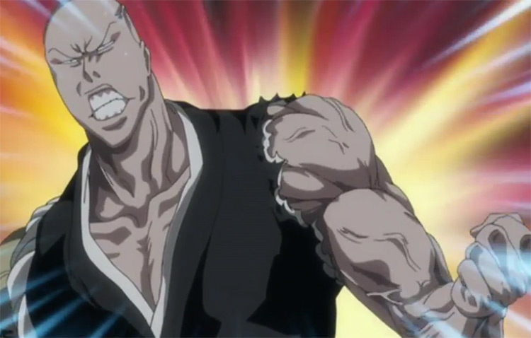 Ikkaku Madarame in Bleach