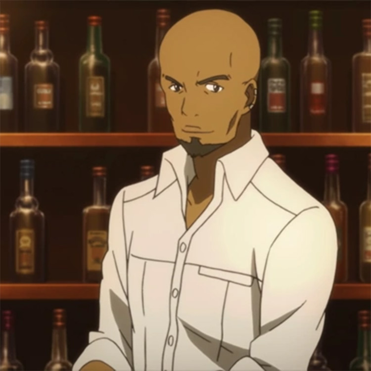 20 Best Bald Anime Characters With Chrome Domes Fandomspot