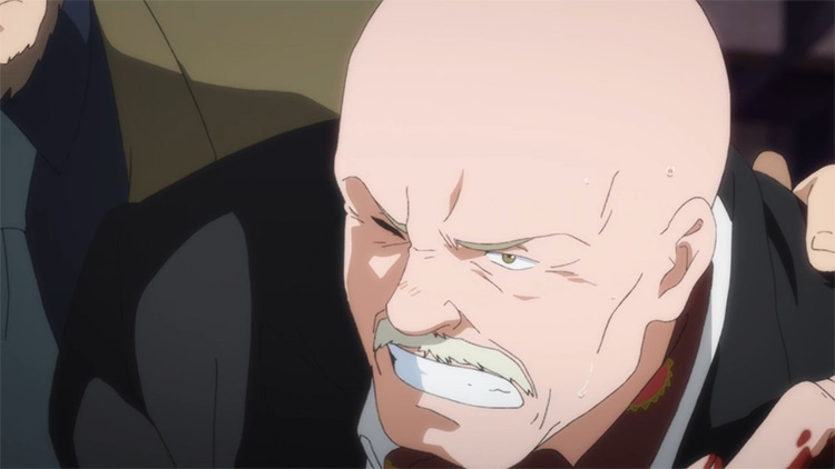 Dino in anime