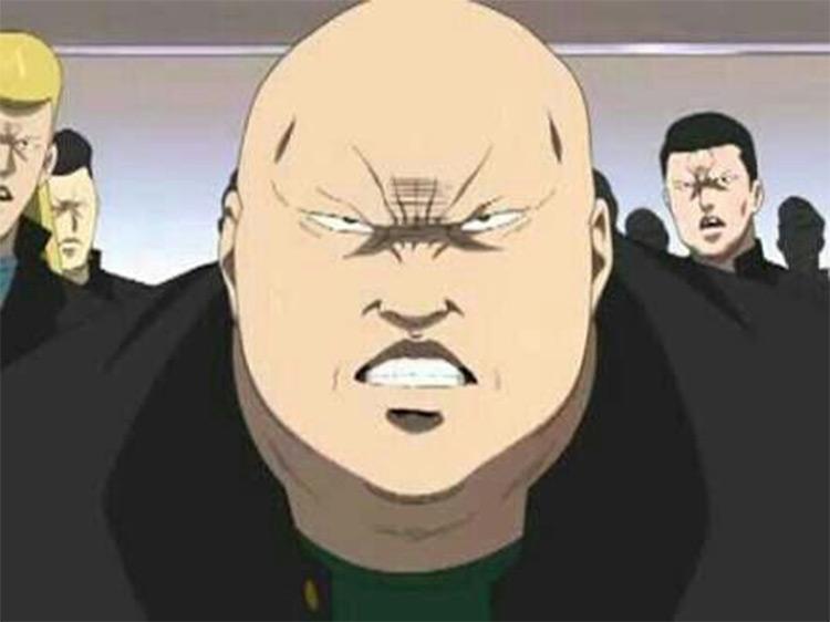 Yutaka Takenouchi anime