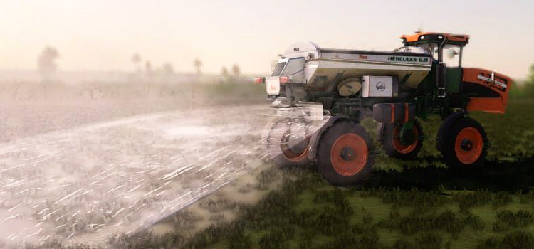 Best Sprayer Mods For Farming Simulator 19 (All Free)
