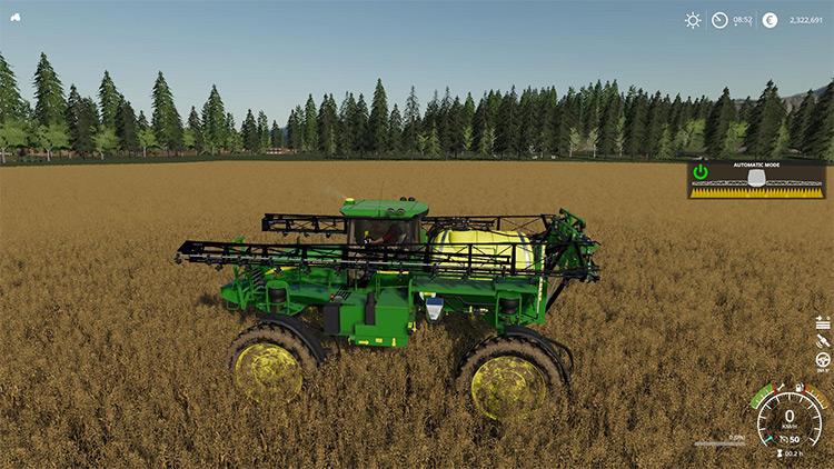 John Deere 4730 FS19 Mod screenshot