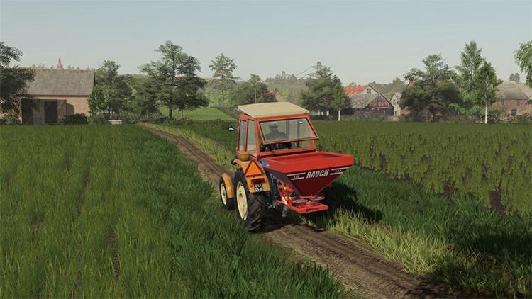 Rauch ZSA580 Farming Simulator 19 Mod