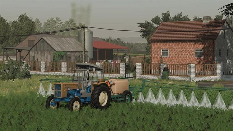 Lizard Sleza Farming Simulator 19 Mod