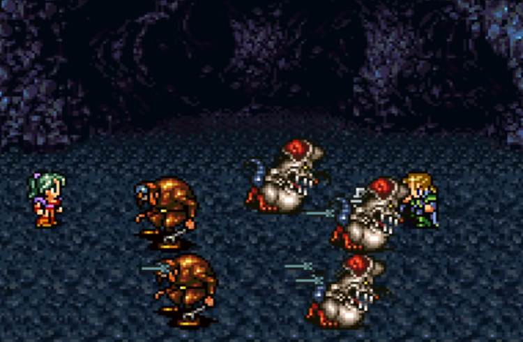 Reflect Ring in FFVI