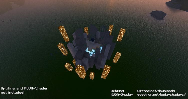 Dragon World RPG Minecraft mod screenshot