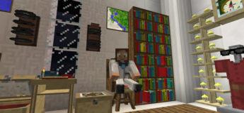 Minecraft Bibliocraft Preview Mod