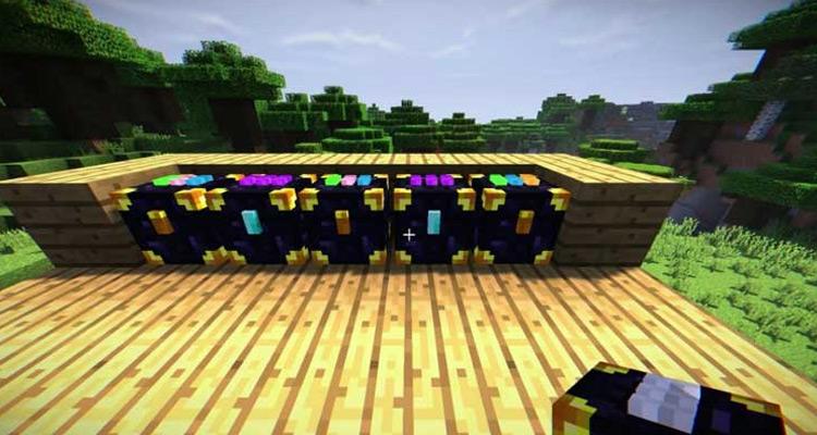 Ender Storage Minecraft mod