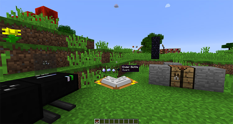 Akashic Tome mod for Minecraft