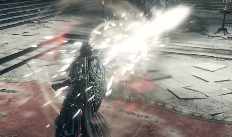 Twin Princes' Greatsword in DS3