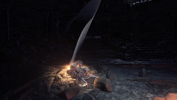 Gael's Greatsword from Dark Souls 3