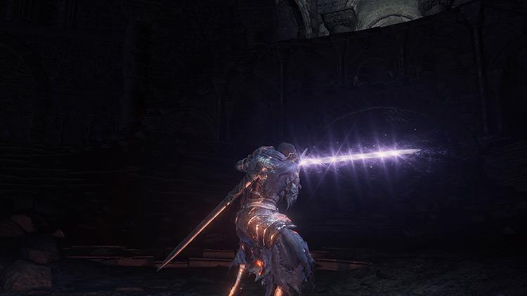 Greatsword of Judgement Dark Souls 3