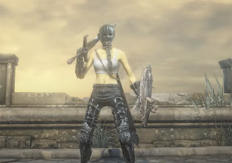 Hollowslayer Greatsword in DS3