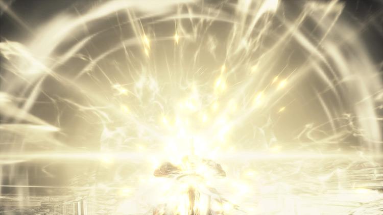 Wolnir's Holy Sword in DS3