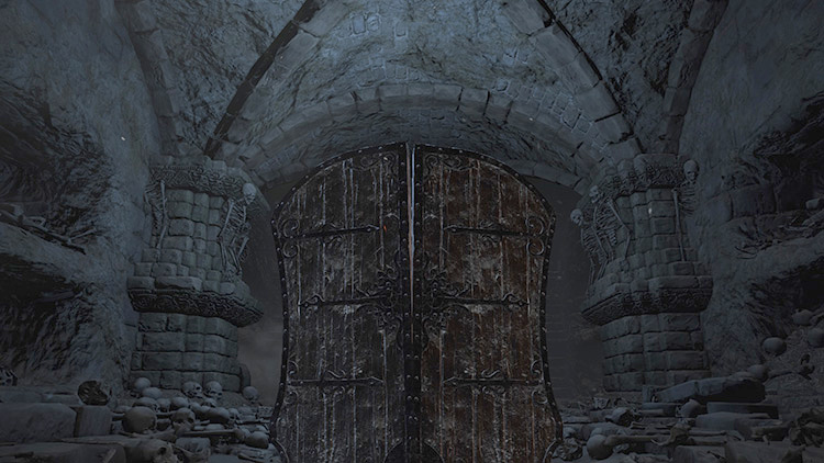 Giant Door Shield from Dark Souls 3