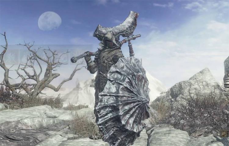 Dragonslayer Greatshield in DS3
