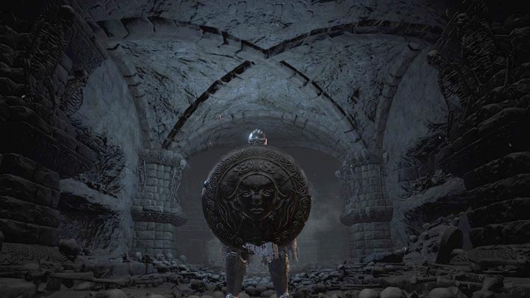 Moaning Shield Dark Souls 3