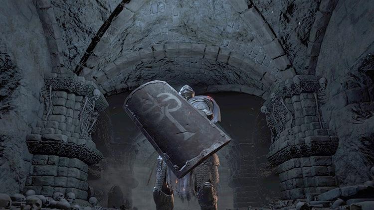 Black Iron Greatshield Dark Souls 3