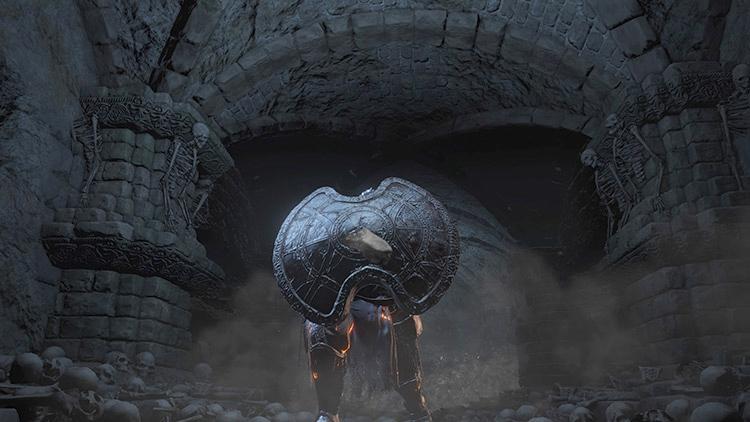 Curse Ward Greatshield Dark Souls 3