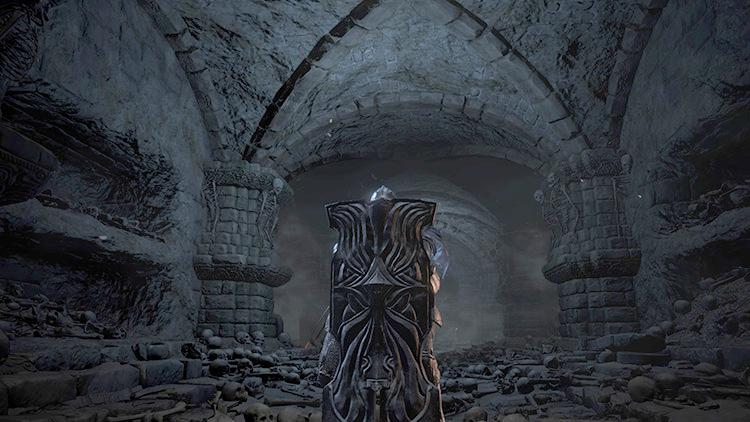Greatshield of Glory from Dark Souls 3