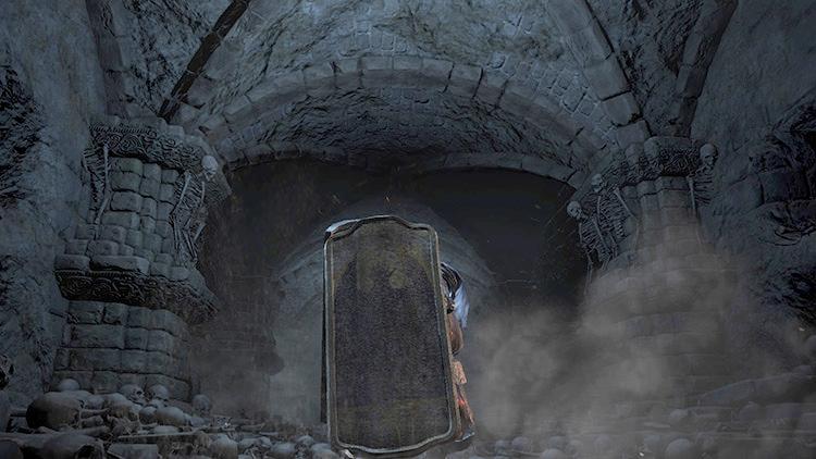 Ancient Dragon Greatshield in DS3