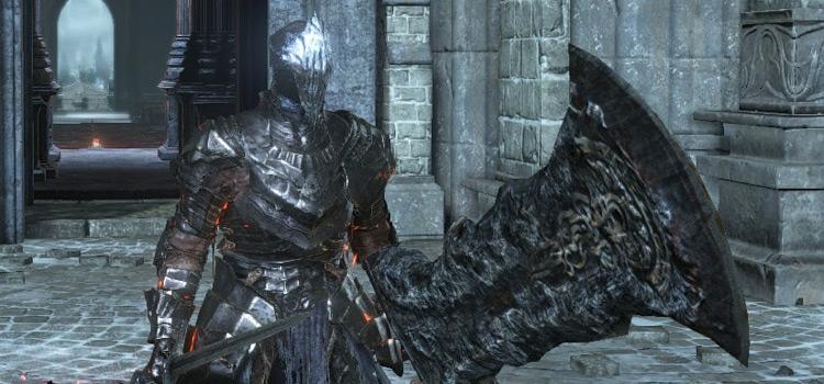 Fume Knight PVP Build in Dark Souls 3