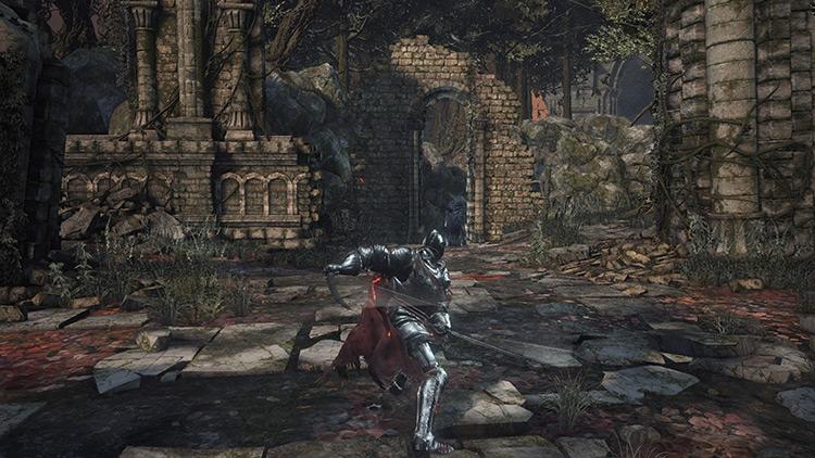 Sellsword Twinblades Dark Souls 3