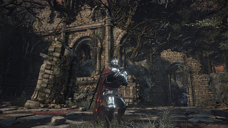 Claymore from Dark Souls 3