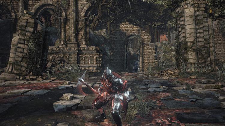 Dragonslayer's Axe Dark Souls 3