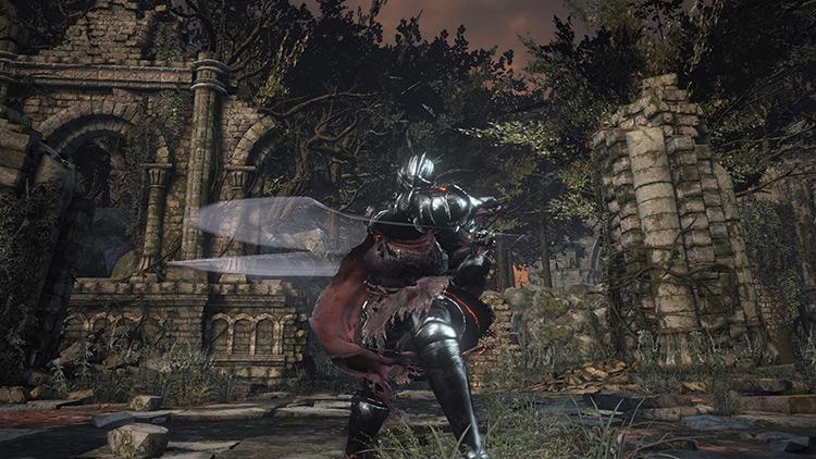 Gotthard Twinswords Dark Souls 3
