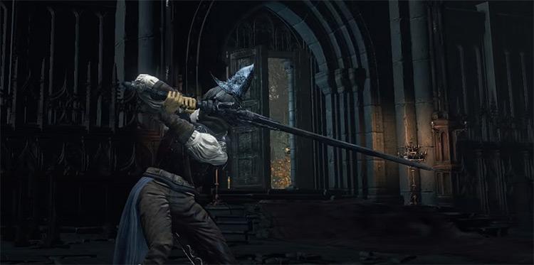 Wolf Knight's Greatsword in DS3