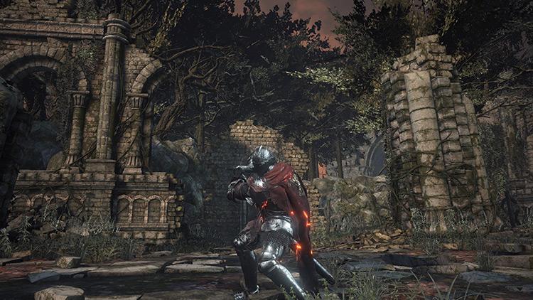 Long Sword from Dark Souls 3