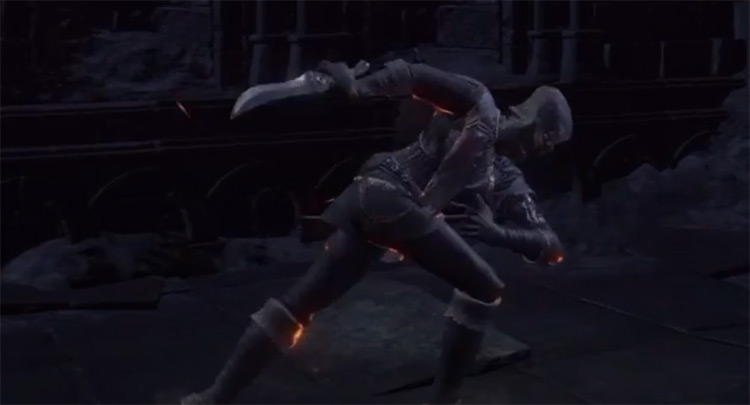 Bandit Knife Dark Souls 3