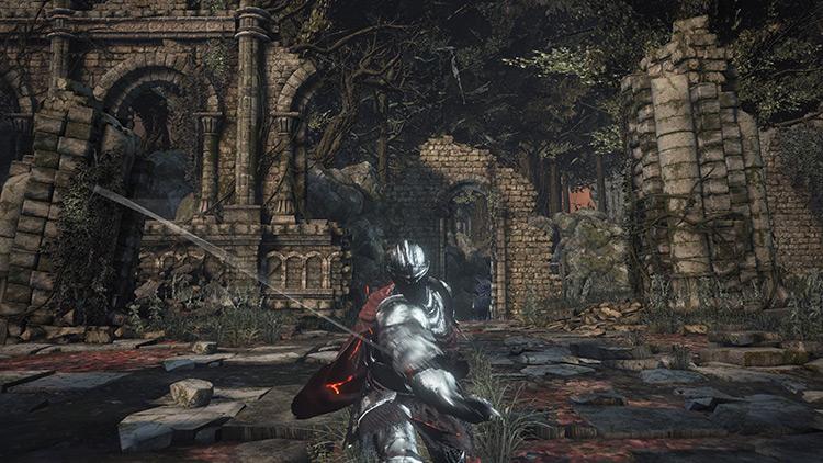 Broadsword from Dark Souls 3
