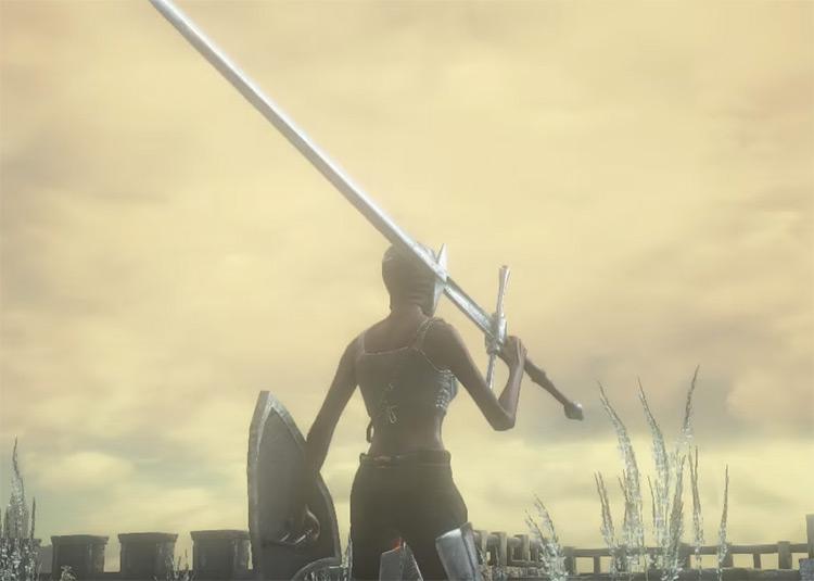 Zweihander Dark Souls 3