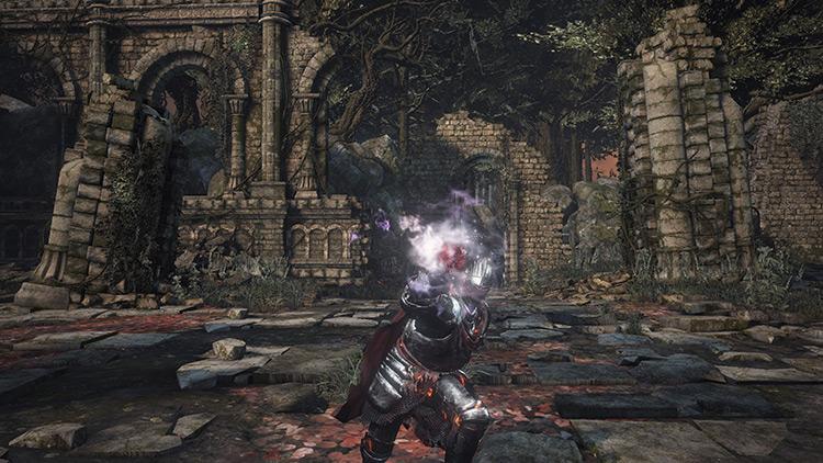 Dark Hand from Dark Souls 3