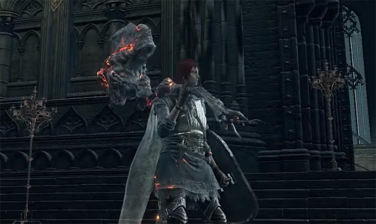 Demon's Greataxe in Dark Souls 3