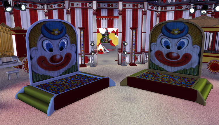 Circus Ball Pit Sims 4 CC