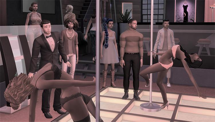 Bachelorette Party EventTS4 CC