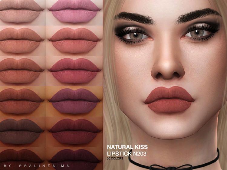Natural Kiss Lipstick TS4 CC