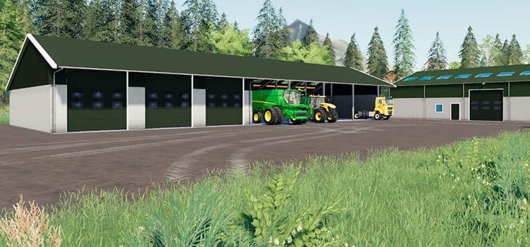 Best Custom Shed Mods For Farming Simulator 19