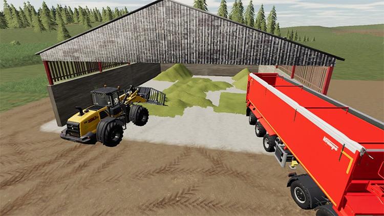 Shed Pack v1.2.0.1 Mod for Farming Simulator 19