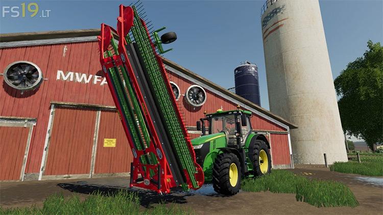 Nadal R90 Farming Simulator 19 Mod